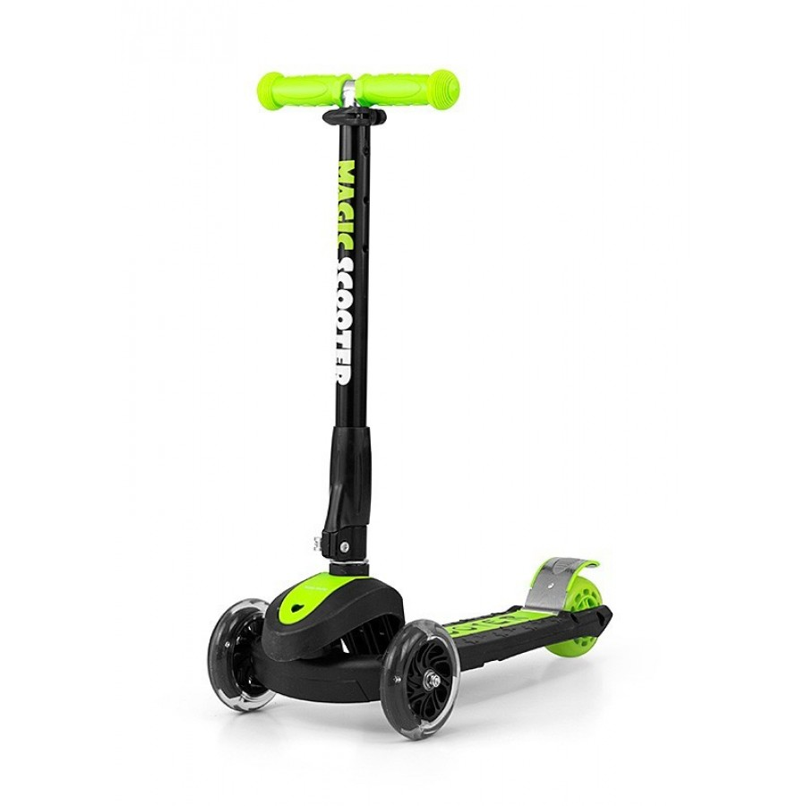 Hulajnoga Scooter Magic Green