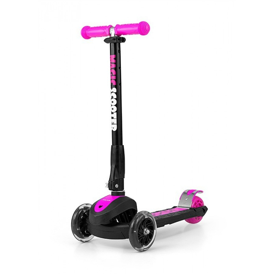 Hulajnoga Scooter Magic Pink